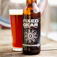Lakefront Brewery Fixed Gear Amber Ale