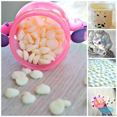 Baby Yogurt Melts are the best way to introduce baby yogurt to your babies without making a mess in the kitchen.