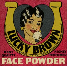 Lucky Brown Cosmetics