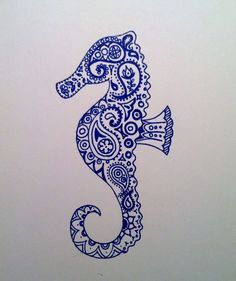 LACE SEAHORSE - Google Search