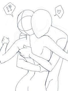 Draw this cute Hug <3 | A Work Of Art | Pinterest | Cute Hug, Draw ...