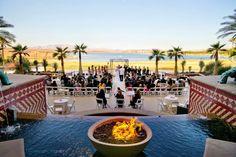 Wedding Photos At The Westin Lake Las Vegas Ceremony Reception Venue Nevada