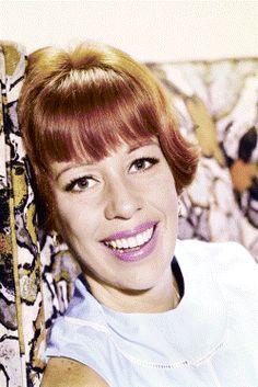 Burnett is a comedy legend. Her classic program The Carol Burnett Show boasted its highest ratings i... - Getty