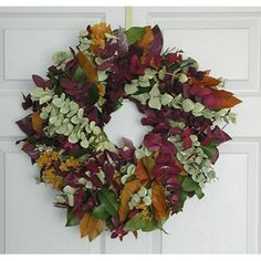 Margarita Eucalyptus Wreath $69.99