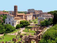 vandaag  viert de eeuwige stad haar 2,767th verjaardag (21 April), gebaseerd op de legendarische Stichting van Rome door Romulus in 753 voor Christus.