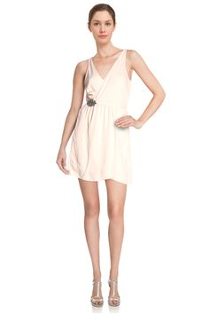 Vente Goa / 11809 / Robes / Robes Chic / Robe Rose Poudré