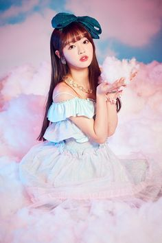 Oh My Girl Coloring Book individual teaser Image Girls 4, Kpop Girls, Cute Girls, Kpop Girl Groups, Korean Girl Groups, Oh My Girl Yooa, South Korean Girls, Mini Albums, Asian Girl