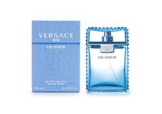 The men's Versace Eau Fraiche fragrance.  #VersaceFragrances #Versace