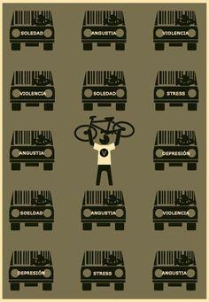 Los Ciclistas Urbanos son tu mejor opcion via @CUSV