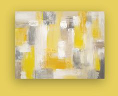 Abstract Acrylic Painting Art on CanvasAbstract by OraBirenbaumArt