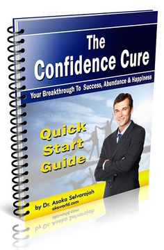 The Self Confidence Cure - The Confidence Cure 2