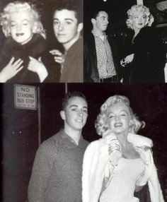 MM and James Haspiel