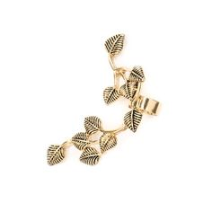 Leaves on a Vine Ear Cuff | Claire's