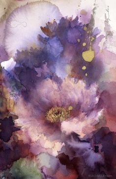 Yuko Nagayama #watercolor jd