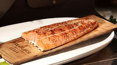 The Best Way To Grill Salmon: Cedar Planking