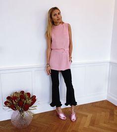 Las mejores prendas en color rosa cuarzo. Color Pantone 2016. Color rosa cuarzo. Ideas para vestir con el color Pantone del año...