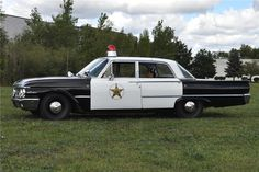 1961 FORD FAIRLANE 500 CUSTOM MAYBERRY POLICE CAR - Barrett-Jackson Auction Company - World's Greatest Collector Car Auctions