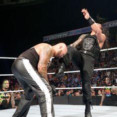 El Poder Personificado enfrentará a AJ Styles por el título el domingo.