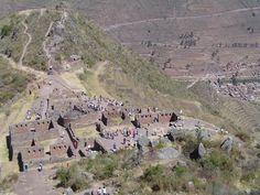 Pisaq Sacred Valle CUSCO PERU