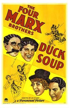 My favorite Marx brothers movie!  This was also Zeppos last film.  After this  it was just Groucho, Harpo & Chico.