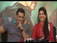Salman Khan and Jacqueline Fernandez pre KICK movie release EXCLUSIVE INTERVIEW - 1