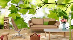 20 живописни фототапета за твоя дом