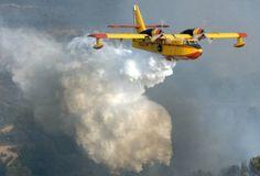 Emi & Koninos: Canadair Bombarier CL-215 & CL-415