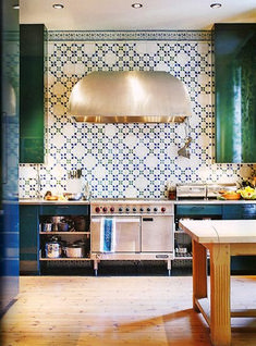 Nice Kitchen Tile Design Idea (18)