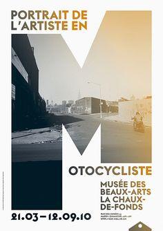 100 Beste Plakate 2010 « Plakate, Ausstellung, Jahres, Schwarz, Anfang, Weiß-Designheft « Heiter bis glücklich