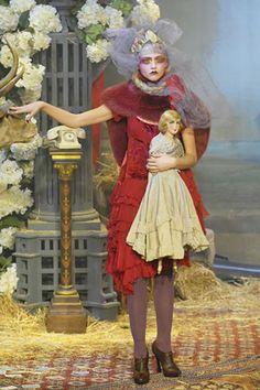 Vaudeville doll