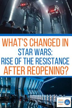 The day is finally here, Star Wars: Rise of the Resistance is now open in Star Wars: Galaxy's Edge, the most ambitious, most epic attraction ever to come to a theme park. We at Ziggy Knows Disney are going to share with you everything you need to know about this ground-breaking new ride! #disney #disneyvacation #disneyworld #disneytravel #starwars Disney World Attractions, Disney World News, Disney World Secrets, Disney World Rides, Walt Disney World Vacations, Disney Resorts, Disney World Tips And Tricks, Disney World Vacation Planning, Disney Planning
