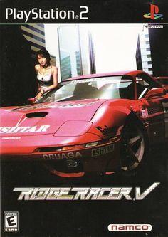 Ridge Racer V PS2