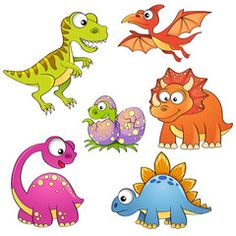 Baby Animal Art For Toddlers Cartoon 38 Ideas Cartoon Cartoon, Cartoon Dinosaur, Dinosaur Art, Cute Dinosaur, Cartoon Ideas, Baby Dinosaurs, Baby Animals, Cute Animals, Dinosaur Images