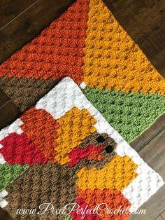 Turkey Crochet Graph
