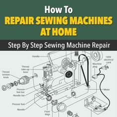 Sewing Machine Tutorial How to sew a recessed zipper into any bag pattern. - A fun roundup of easy sewing projects and patterns for beginners. Lots of easy projects to try from clothing, to home decor, bags, stuff for kids and more. Sewing Hacks, Sewing Tutorials, Sewing Crafts, Sewing Tips, Sewing Ideas, Sewing Essentials, Serger Sewing, Sewing Basics, Sewing Machine Repair