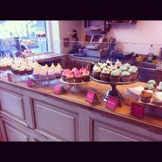 CUP & Cake Barcelona (i have to try and find this!)