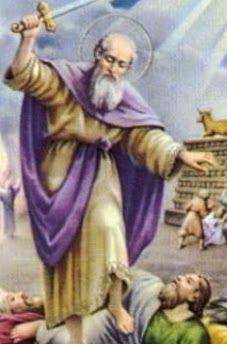 Oracion a SAN ELIAS