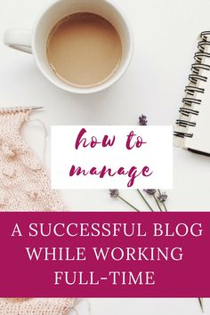 Are you a working or stay-at-home mom who is struggling to find time to blog? Here are 7 amazing tips on how to manage a successful blog while working full time. Click through for more. #mom #momblogger #workingmom #busymomtips # via @abusybeeslife
