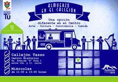 Una opcion diferente para Almorzar!!,Mañana,  ¡te esperamos en el Callejón Tasso!  #Guatemala #CapitalIberoamericanaDeLaCultura #VisitGuatemala #Travel