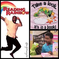 Coming to Netflix this Saturday! #readingrainbow #levarburton #80s #tvshows #netflix #childhoodmemories #nostalgia #rememberthis #ilovethe80s #eightiesgirls #reading #rainbow #butterflyinthesky #icangotwiceashigh #totally80s #books #80skid #oldschool