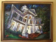 House Portrait of the Haught Home, Huntsville, Alabama - Southern Homes - Artful Living with Carole Foret