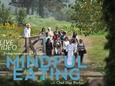 """Chef Dan Barber Talks """"Mindful Eating in the 21st Century"""" with Krista Tippett"""