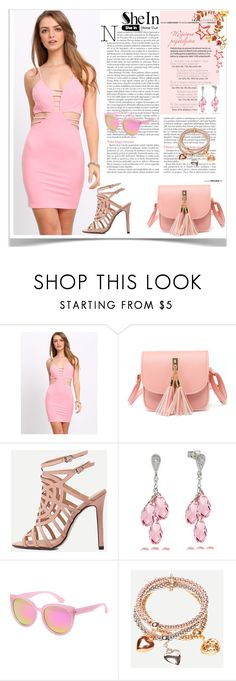 """10 SheIn"" by kiveric-damira ❤ liked on Polyvore"