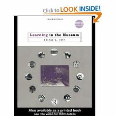 Learning in the Museum (Museum Meanings): George E. Hein: 9780415097765: Amazon.com: Books