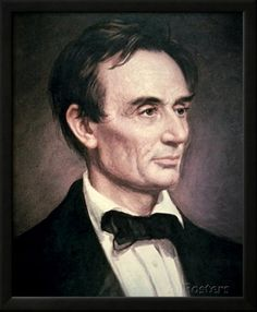 Abraham Lincoln by George P. A. Healy
