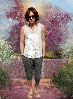 Jang Keun Suk, Bermuda Shorts, Capri Pants, Twitter, Women, Fashion, Moda, Capri Trousers, Fashion Styles