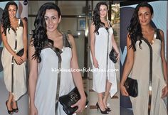 Pia Trivedi In Rohit Gandhi and Rahul Khanna At Nivea Event