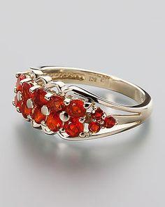 Terra Opalis Goldring mit Feueropal - online bestellen #schmuck #terra #opalis #opal #ring