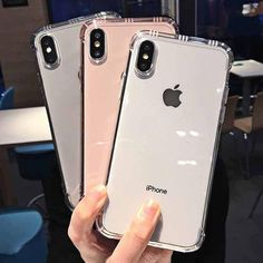 INSNIC Shockproof Transparent iPhone Case