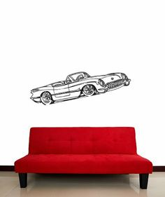 Wall Stickers Vinyl Decal #Nursery Vintage Old #Car Racing i895 WallStickers4ever,http://www.amazon.com/dp/B00H1RNPKM/ref=cm_sw_r_pi_dp_4yhOsb0GS1JNHTB7